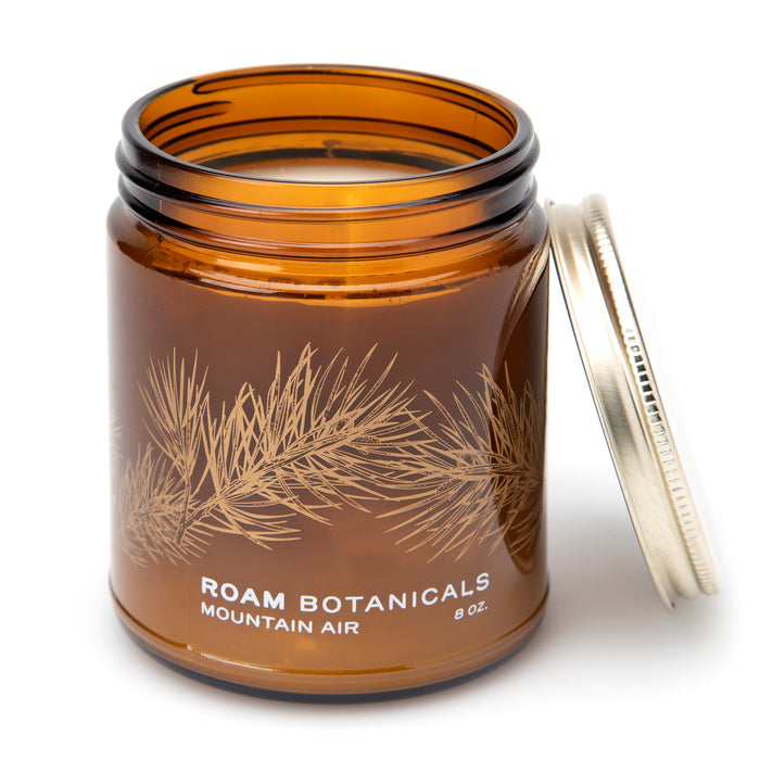 Botanical Prints Candle - 8 oz