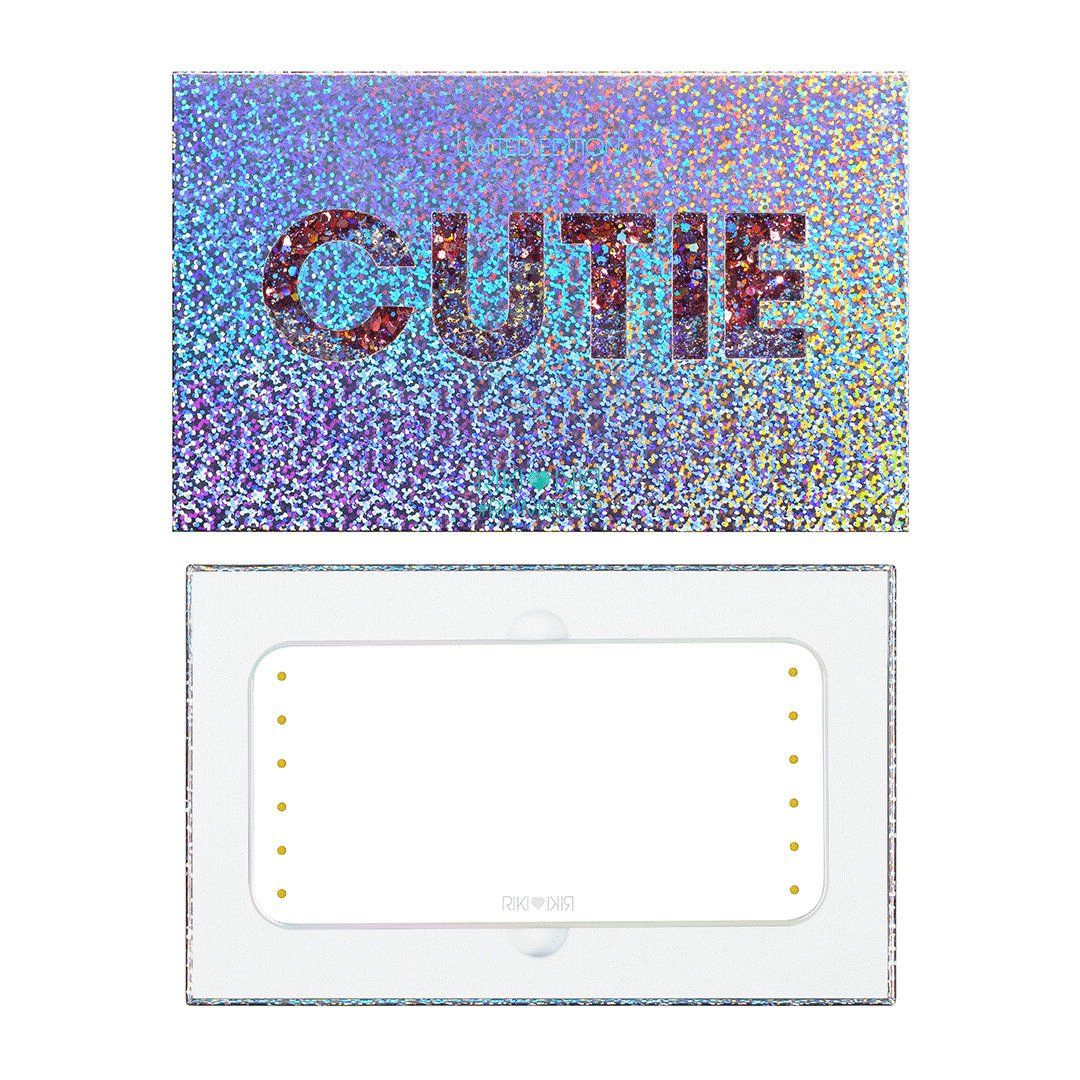 Glamcor Riki Cutie Makeup Mirror – You Are Born To Sparkle (Limited Edition)