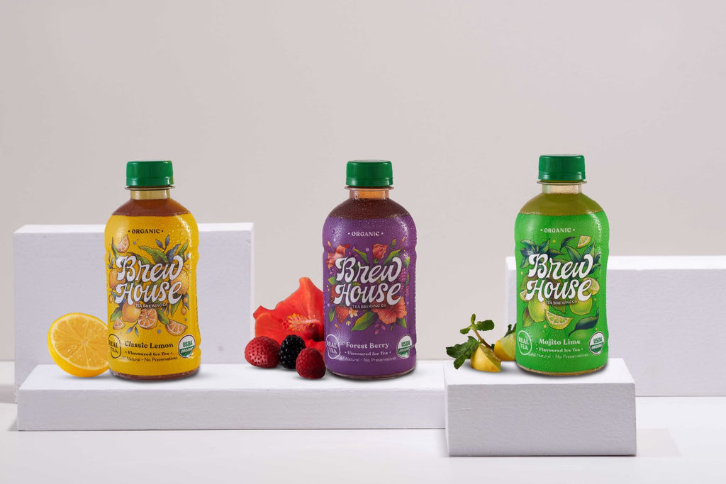 Assorted Pack - Classic Lemon, Mojito Lime, Forest Berry-Pack of 12/24 (300ML Bottle)