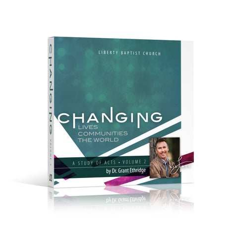 Changing CD Sermon Series