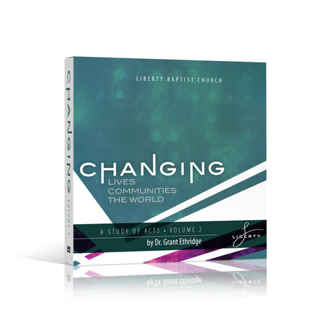 Changing DVD Sermon Series