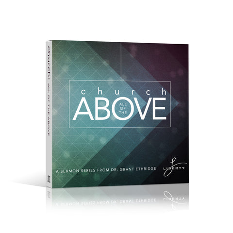 Church All of the Above CD Sermon Series