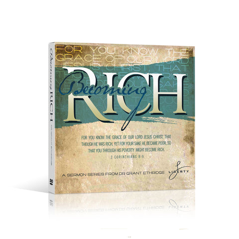 Becoming Rich DVD Sermon Series