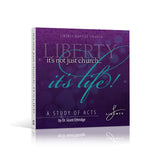 It's Not Just Church...It's Life! Acts Vols 1-4 Complete CD Set