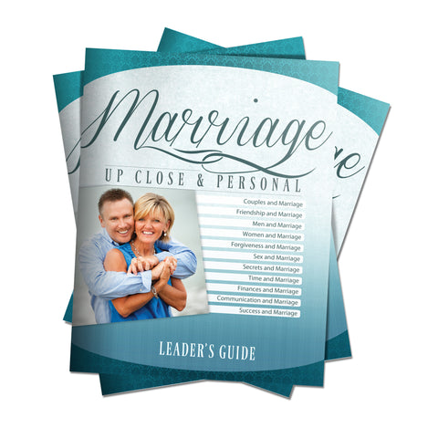 Marriage Up Close and Personal Leader Guide