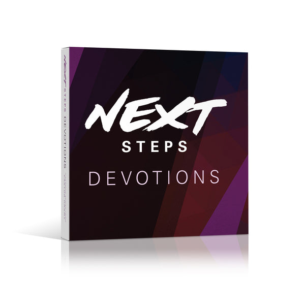 Next Steps (Devotions) DVD Sermon Series