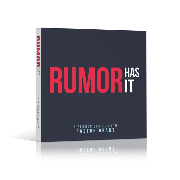 Rumor Has It DVD Sermon Series