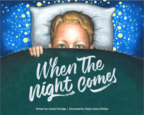 When the Night Comes - Children's Book