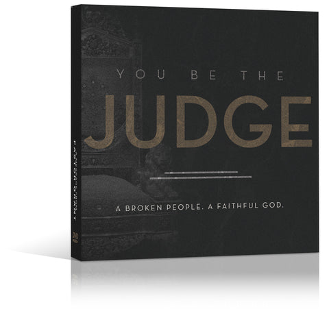 You be the Judge Weekly Sermon - DVD