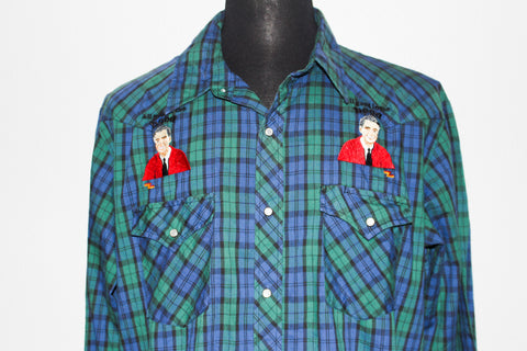 Mr. Rogers Long Sleeve (X-Large)