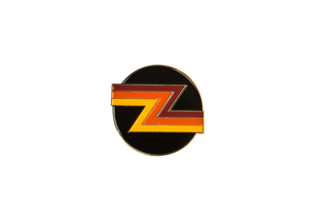 Triple Z Threadz Enamel Pin