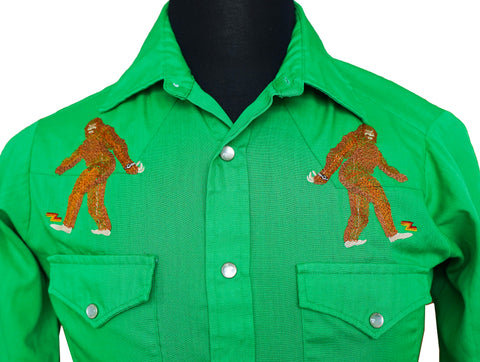 LONG SLEEVE ONE OF A KIND SASQUATCH (Size S)