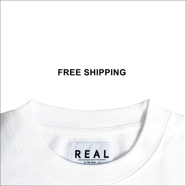 Free Shipping by E THE REAL™