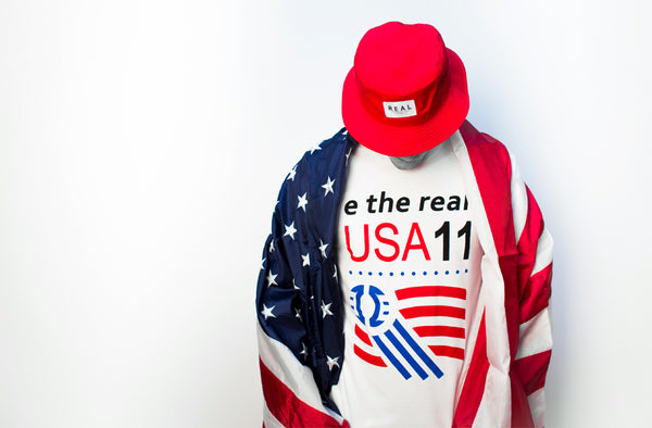 E THE REAL Clothing | World Cup Collection