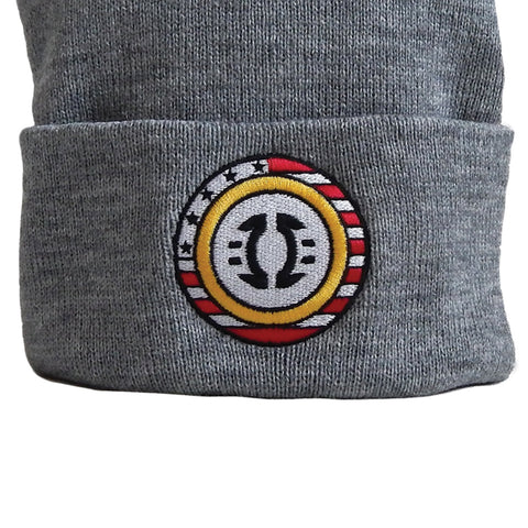 Heather Grey Apollo Beanie
