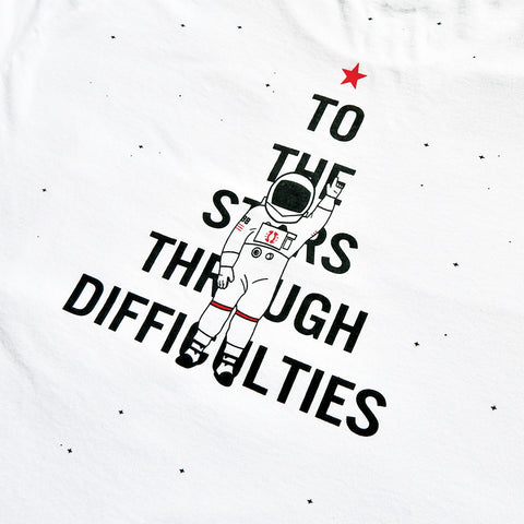 White To The Stars T-Shirt