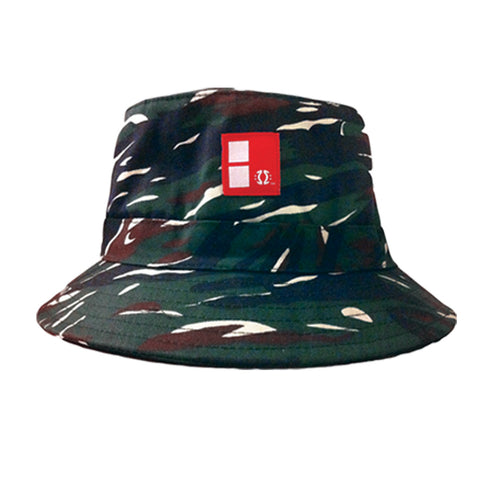 Jungle Boundary Bucket Hat