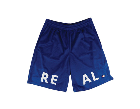Real Champion® Shorts in Royal