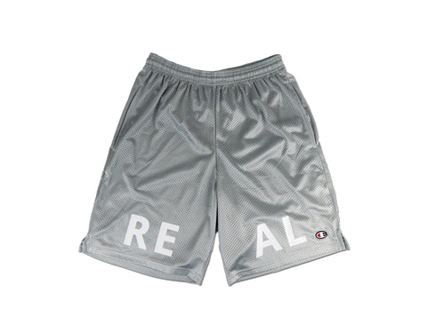 Real Champion® Shorts in Gray