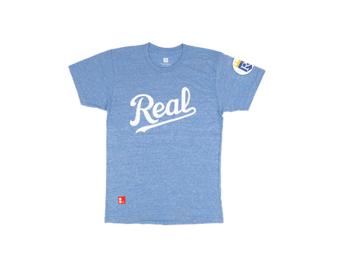 Kansas City T-Shirt in Light Blue
