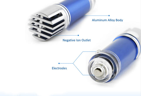 Car air purifier product structure
