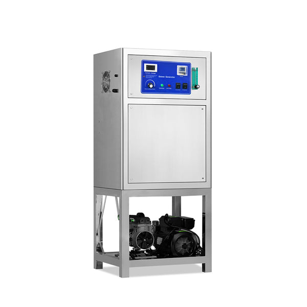 AMBOHR AOG-W20  20G Clean Seafood Washing Ozone Water Purification Systems factory