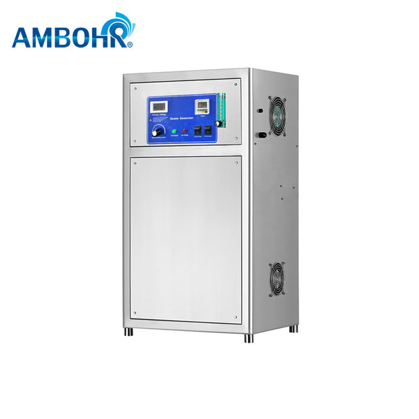 AMBOHR AOG-S20 20G/H oxygen feeding agriculture swimming pool water ozone generator