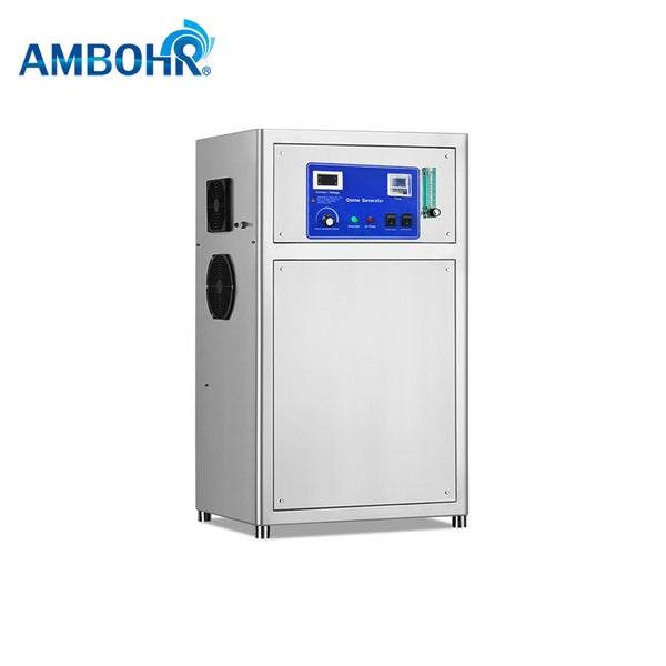 AMBOHR AOG-S10 Large Commercial 510W Oxygen Source Ozone Generator