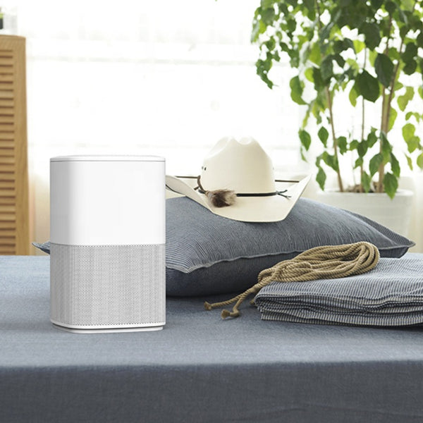 Air Purifier for Home, Bedroom, and Office - Whisper Quiet, 7-in-1 True HEPA Filter, Portable - Removes Dust, Smoke, Odors, and More - HEPA 120
