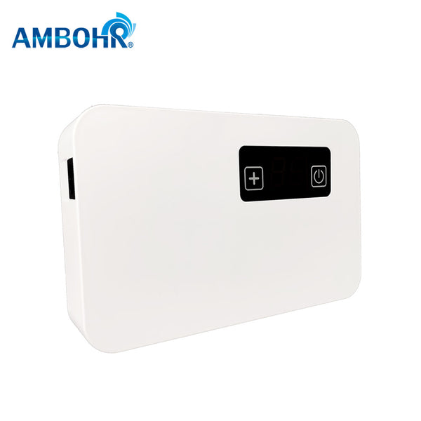 AMBOHR AM-507 Portable Ozone Generator Air Purifier sterilizer, 300mg/h Multifunction Ozone Machine for Water, Food, Home,Office,Hunting