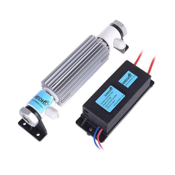 AMBOHR CDT-E05 220V ac mini ozone generator spare parts ozone 2-3 g/hr generator parts tube