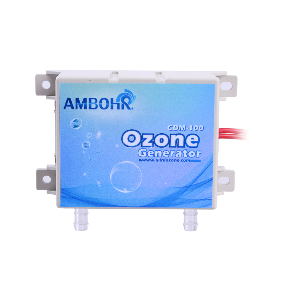AMBOHR CDM-100  ozone generator manufacturing parts for for air and water purifying wash machine