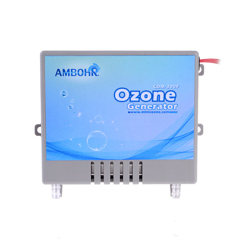 AMBOHR CDM-300F AC 220V 110V 24V 12V 200mg ozone generator manufacturing parts for for air and water purifying wash machine