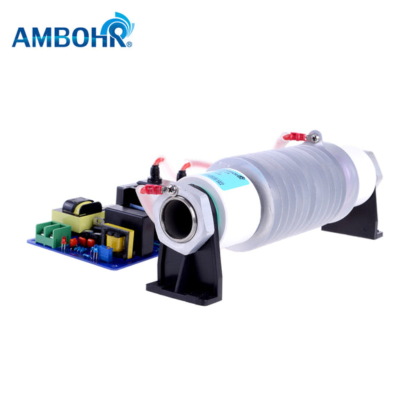 AMBOHR CDT-G10 220V 5g 10g Adjustable ceramic tube ceramic tube ozone generator cell 10g/h