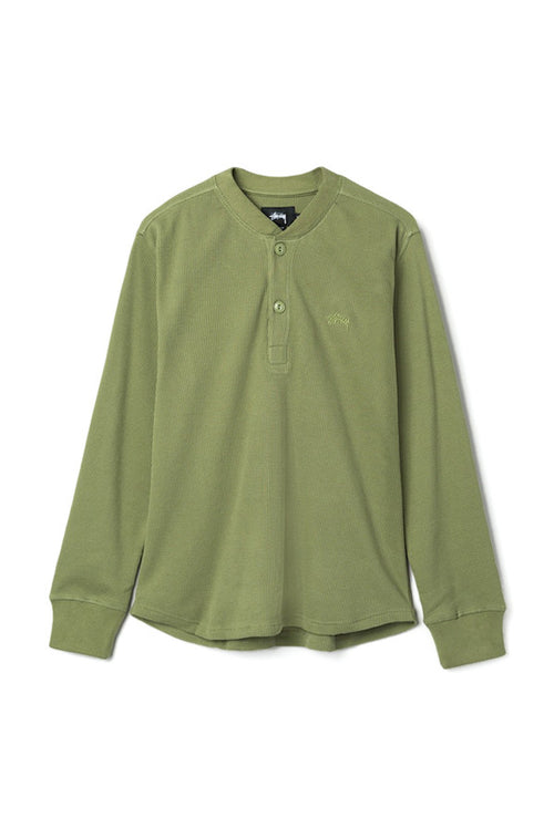 STOCK THERMAL OLIVE