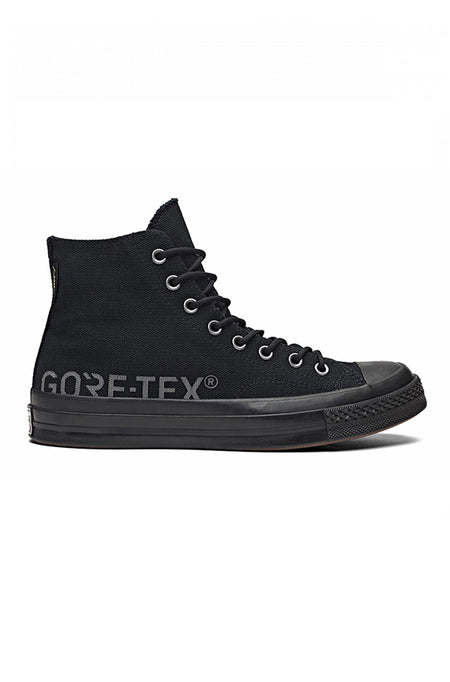 Black Gore-Tex Chuck 70 Hi Sneakers