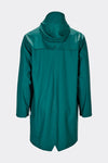 Long Jacket Dark Teal