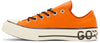 Orange Leather Chuck 70 Low