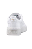 Basket Platform Big Velcro  White