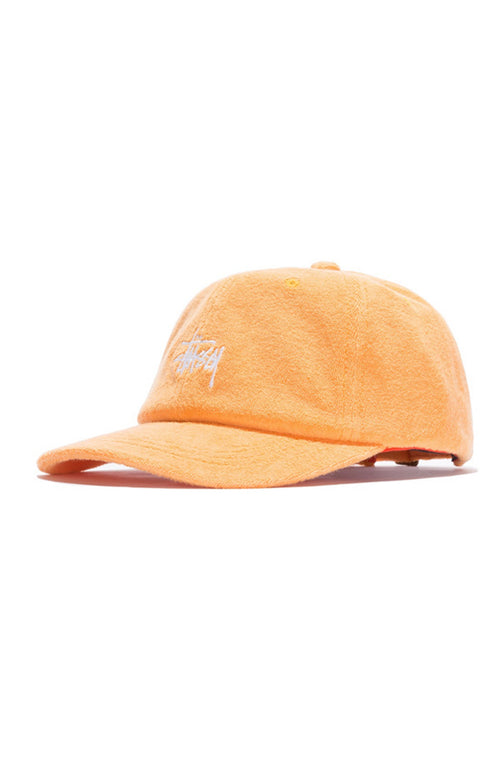 Stock Terry Cloth Low Pro Orange
