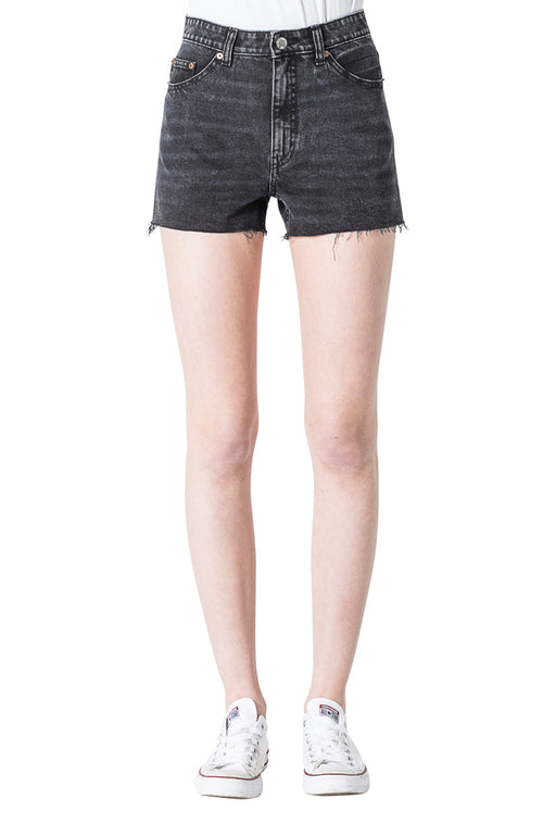Donna Shorts Dust Black