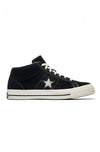 One Star Mid Black/Egret/Egret