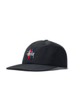 Bars Logo Low Pro Cap Black