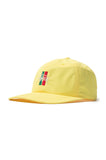 Bars Logo Low Pro Cap Yellow
