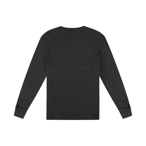 All Caps Moto Jersey Black