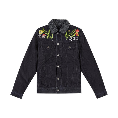 Ronald Orchid Sherpa Jacket