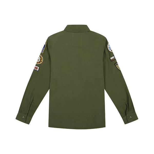 Monty Overshirt Green