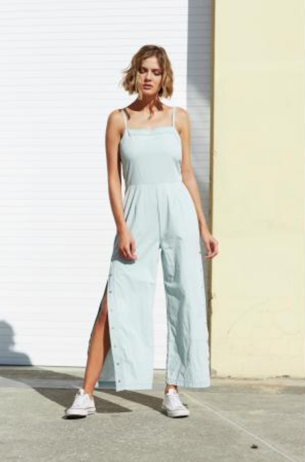 Snap Side Jumpsuit