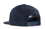 Washed Cord Cap Navy