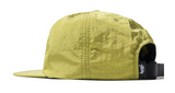 Stock Nylon Strapback Cap Lime